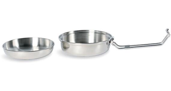 Tatonka Scout Set Stoviglie, posate e utensili da cucina 0,6l argento